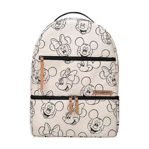 Mickey and Minnie Diaper Backpack Bag